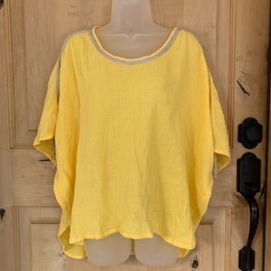 Boho Style, Free Flowing Tunic Top by Chico's